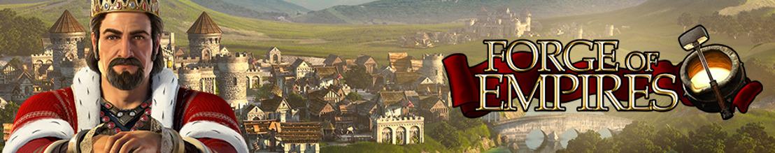 Forge of Empires startet auf Facebook durch