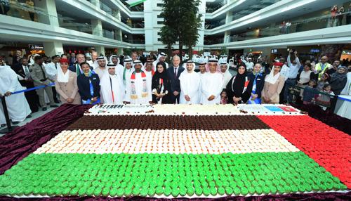 The Emirates Group Celebrates 46th UAE National Day