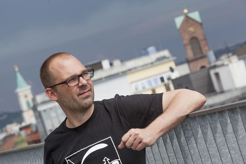 Klaas Kersting, CEO and founder, flaregames