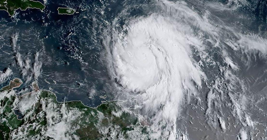 Category 5 Hurricane Maria