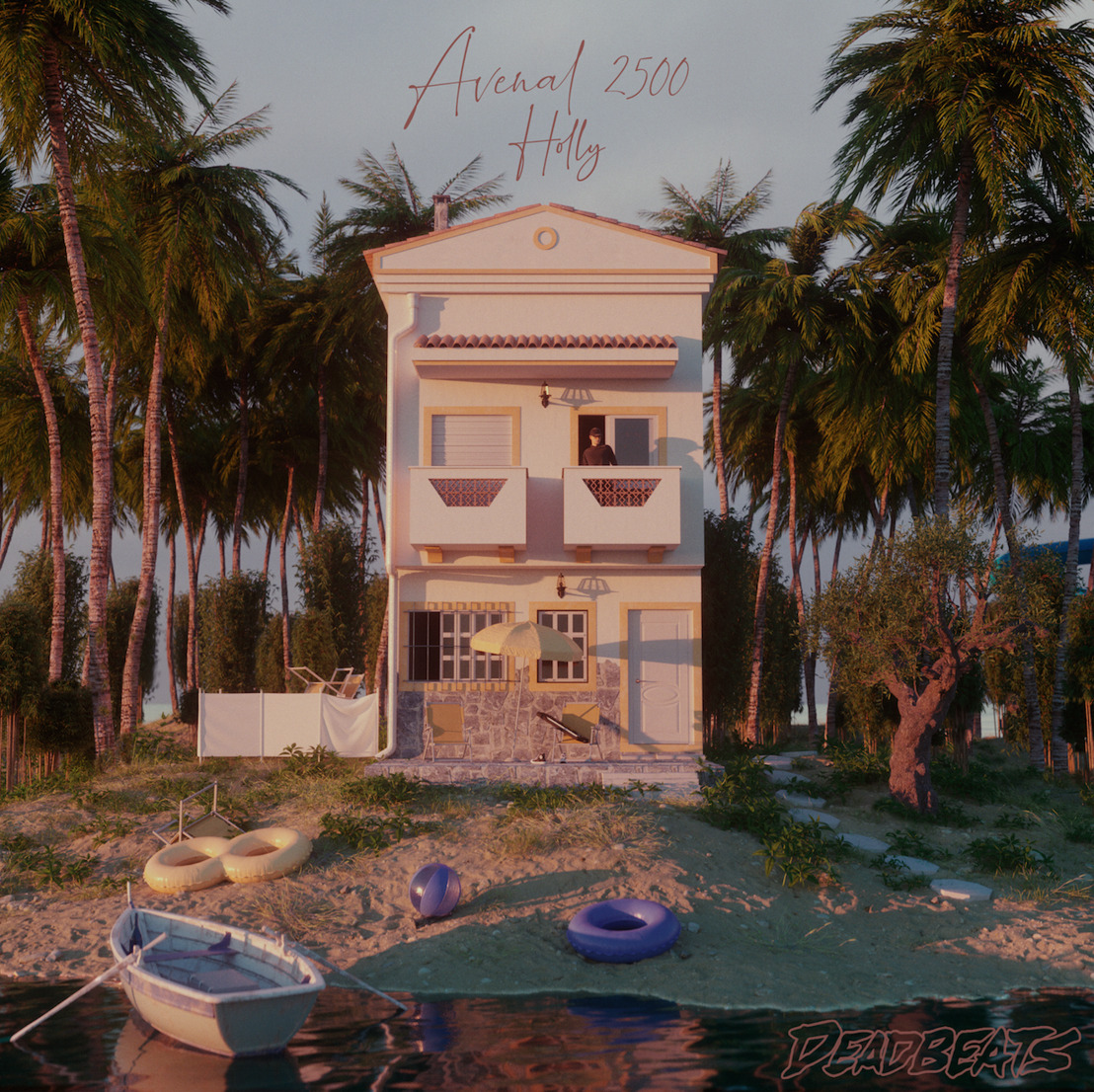 Portuguese Producer Holly Drops 4-track EP: Avenal 2500