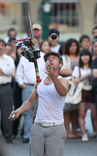 SA's First Buskers' Festival to Showcase Street Performer Talents in Cape Town