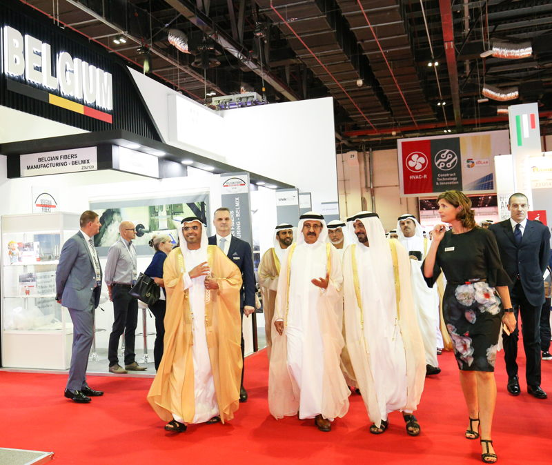 His Highness Sheikh Ahmed Bin Saeed Al Maktoum officially inaugurates The Big 5 2017
