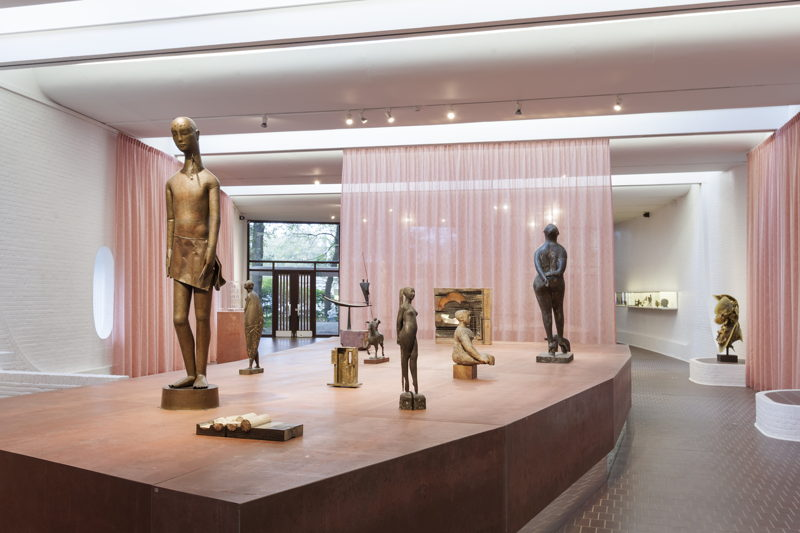 Installation view RECALL SCULPTURE - Photo: Ans Brys