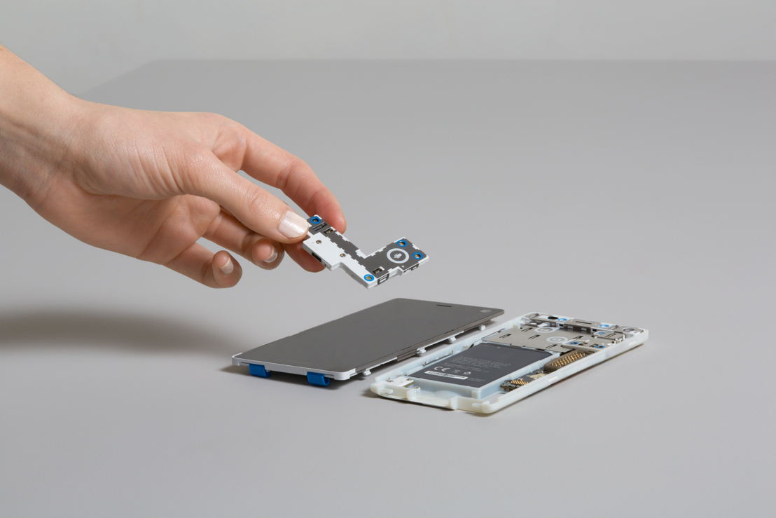 Fairphone speaker module
