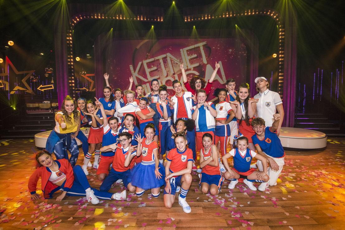 Ketnet Musical - cast - (c)VRT/Alex Vanhee