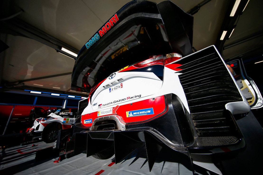 WRC Rally Australia Preview - TOYOTA GAZOO Racing targets title glory in Australia