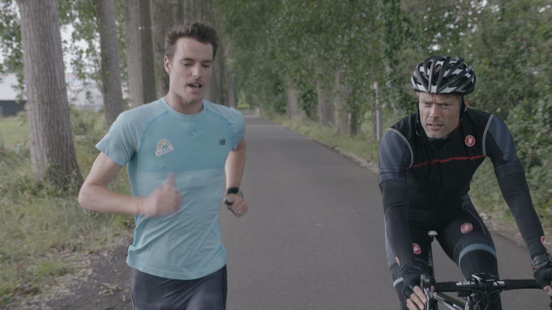 Marathon: Maarten en Koen Naert - (c) De Mensen