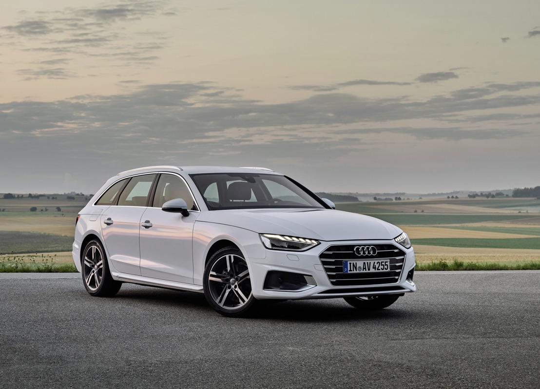 Bestellingen voor Audi A4 Avant g-tron en A5 Sportback g-tron met nieuw design kunnen vanaf november worden geplaatst