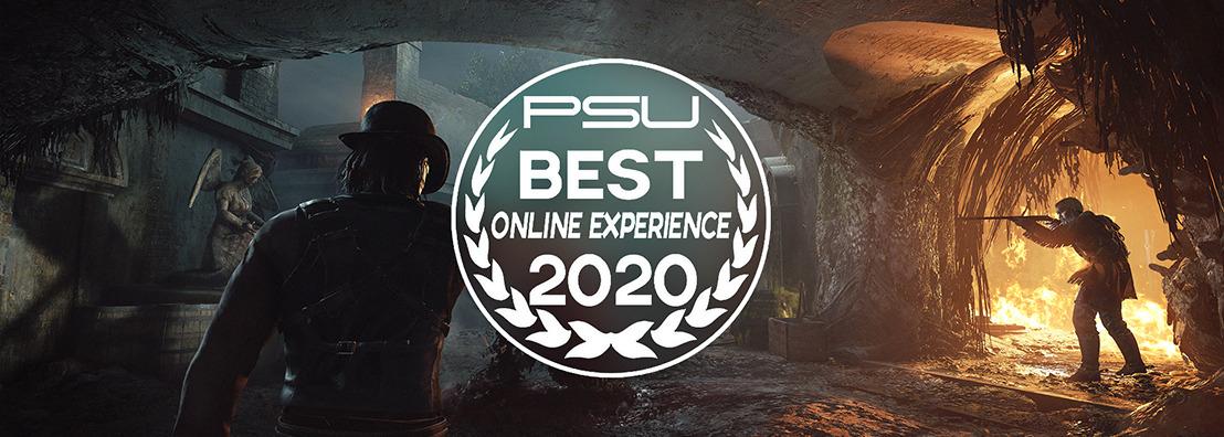 Hunt: Showdown Wins Best Online Experience Award