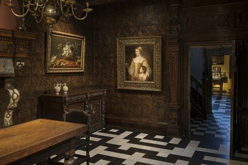 Preview: Een nieuw, spectaculair bruikleen voor het Rubenshuis: Titiaans onafgewerkte Portret van een dame en haar dochter