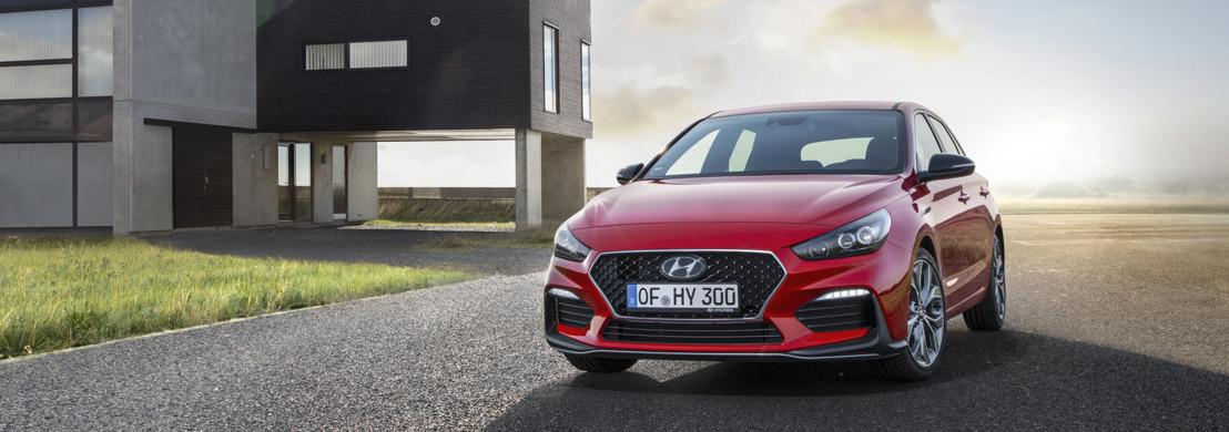 Pimentez votre conduite : Hyundai dévoile sa nouvelle i30 N Line