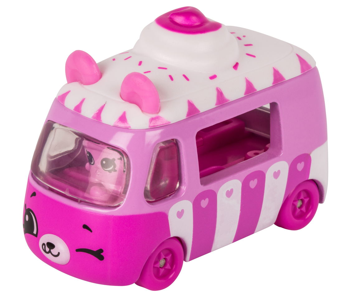 Ice Cream Dream Car