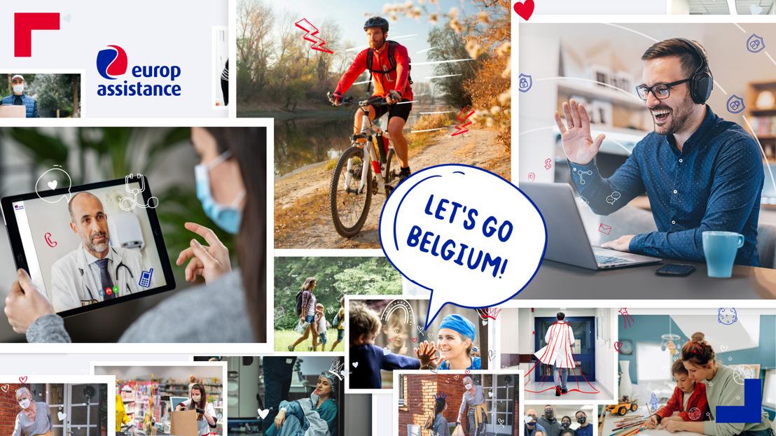 Europ Assistance België breidt haar productengamma uit