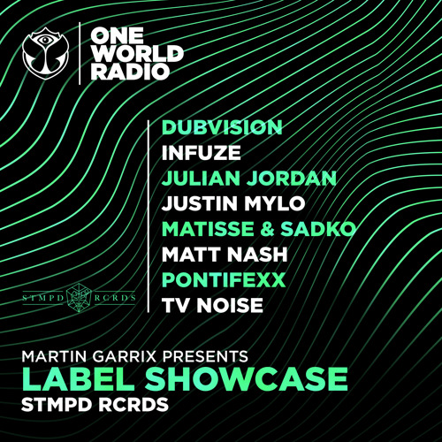 Martin Garrix's STMPD RCRDS takes over One World Radio