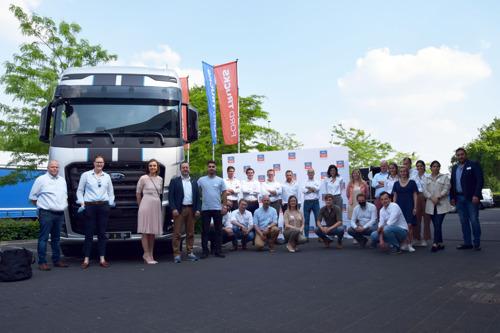 Ford Trucks Belgium ouvre ses sept premiers concessionnaires en Belgique