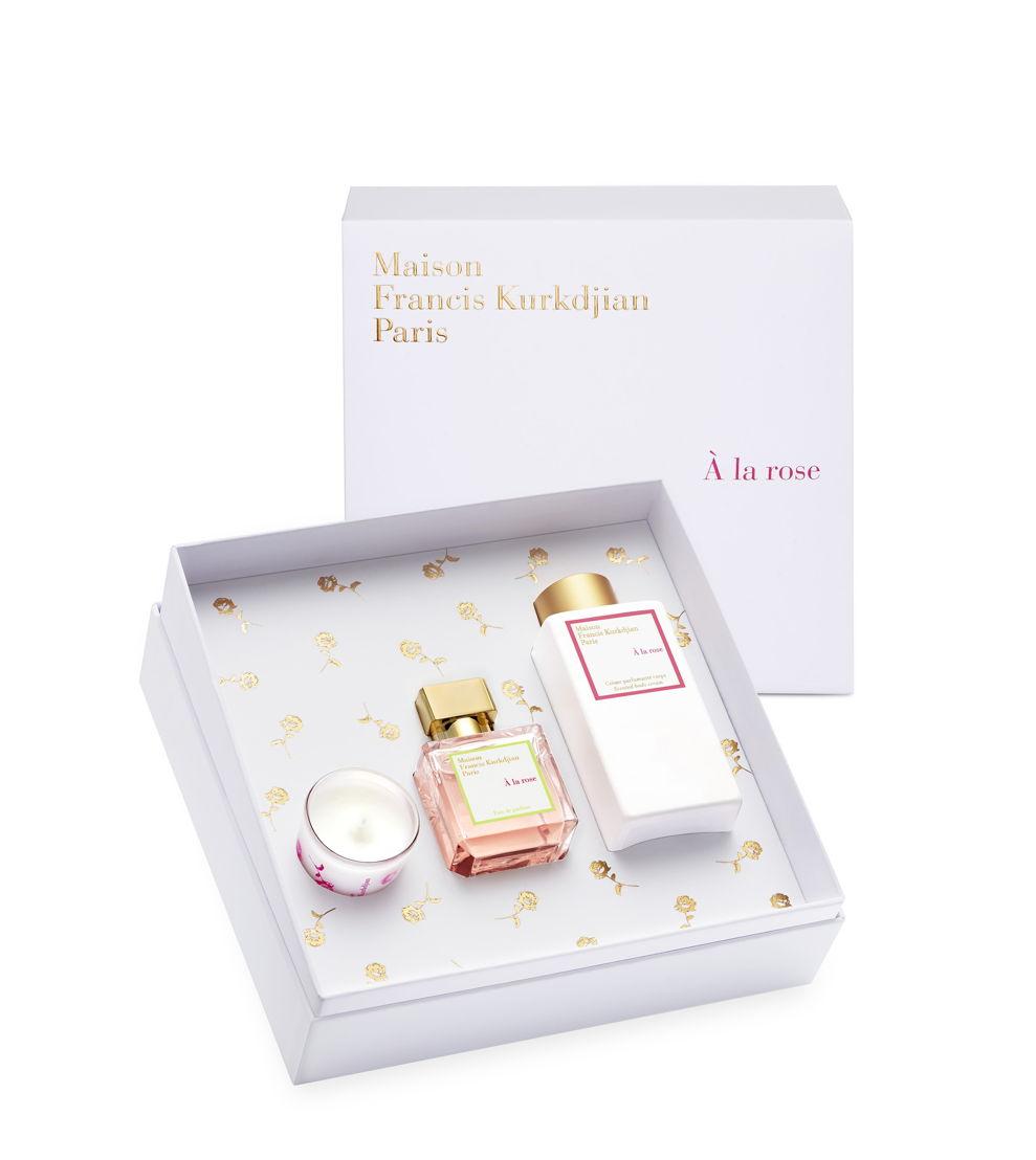 Maison Francis Kurkdjian A la rose gift set 200 euro at Graanmarkt 13