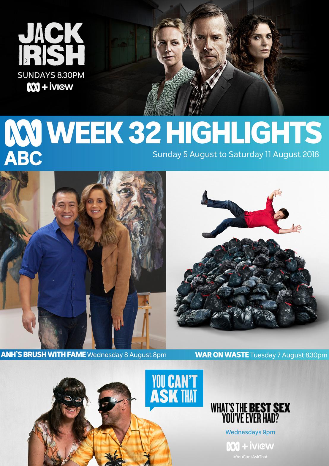 ABC TV Program Highlights - Week 32