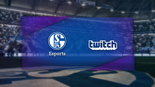 Twitch schließt exklusive Partnerschaft mit FC Schalke 04 Esports