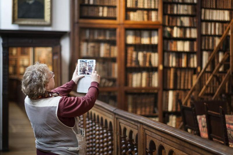 Photo moments_2, photo: Ans Brys, Museum Plantin-Moretus