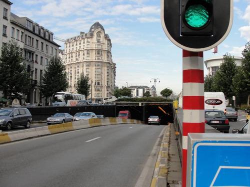 Pakket aan begeleidende maatregelen voor zomersluiting Leopold II-tunnel