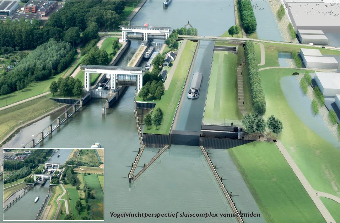 Beatrixsluis, Nieuwegein - The Netherlands