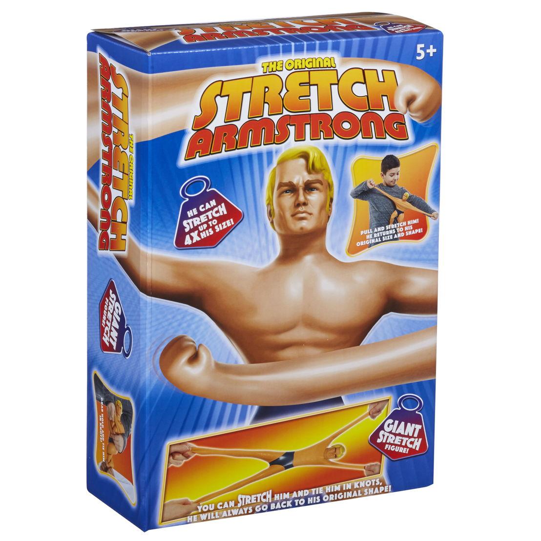 Stretch Armstrong Clásico Gigante