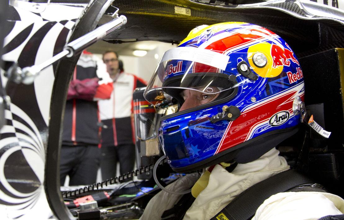 Porsche LMP1 Test 2013, Portimao (Portugal): Mark Webber