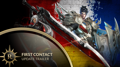 "MAKE ""FIRST CONTACT"" IN REVELATION ONLINE"