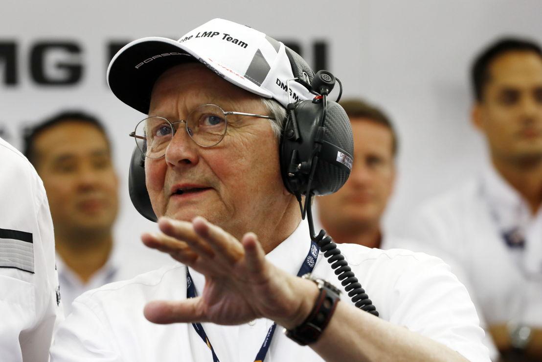 Wolfgang Porsche (2017) en el Campeonato Mundial de Resistencia, en Bahrein