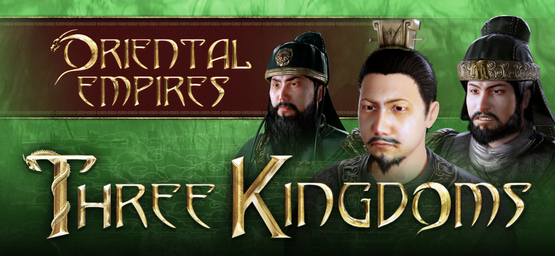"4x Strategy ""Oriental Empires"" gets new DLC ""Three Kingdoms"" Today"