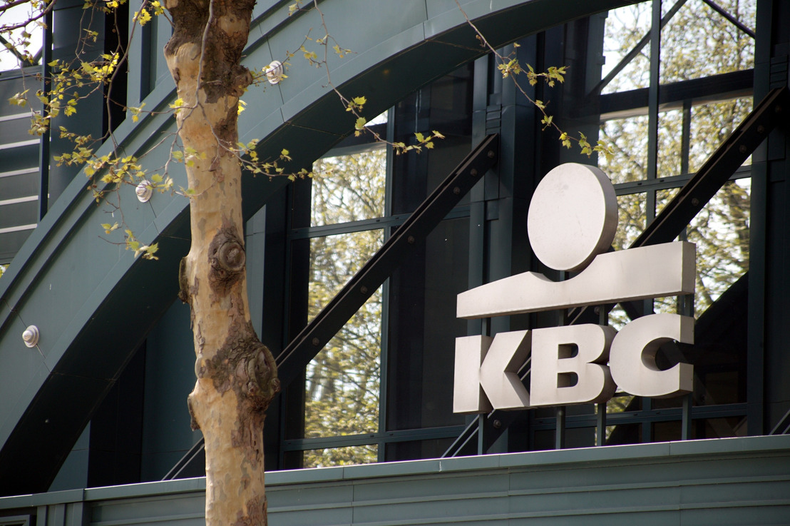 KBC Group: First-quarter result of 430 million euros