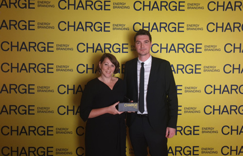 Fluvius wint internationale CHARGE Award
