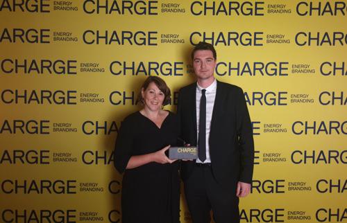 Fluvius wint internationale CHARGE Award