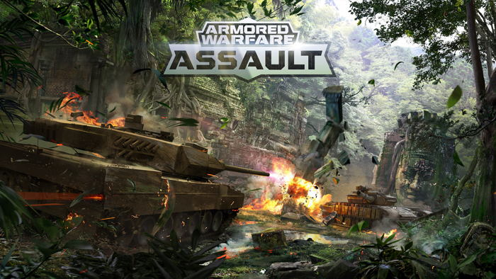 Preview: ARMORED WARFARE: ASSAULT AVAILABLE ON MOBILE DEVICES