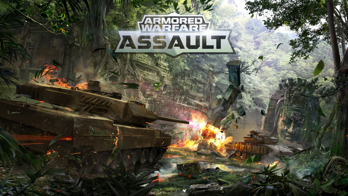 ARMORED WARFARE: ASSAULT AVAILABLE ON MOBILE DEVICES