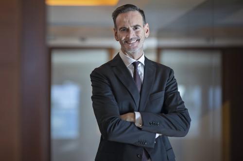 Axel Andorff, nieuwe vicepresident R&D voor SEAT