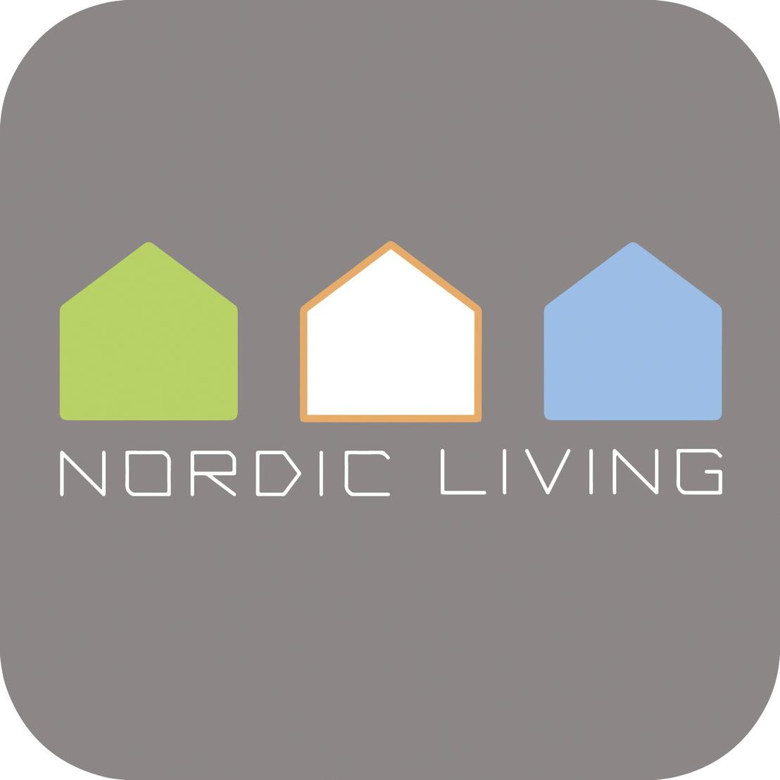 Nordic Living logo RGB