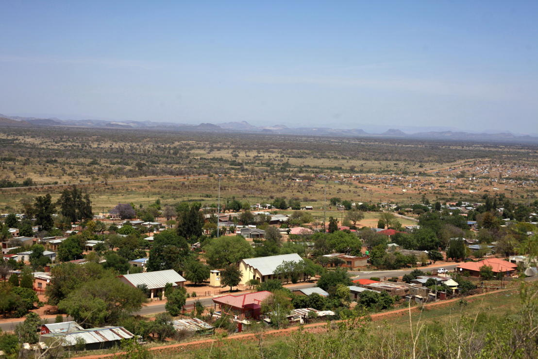 A view of Lethabong township in Rustenburg. Photographer: Siyathuthuka Media