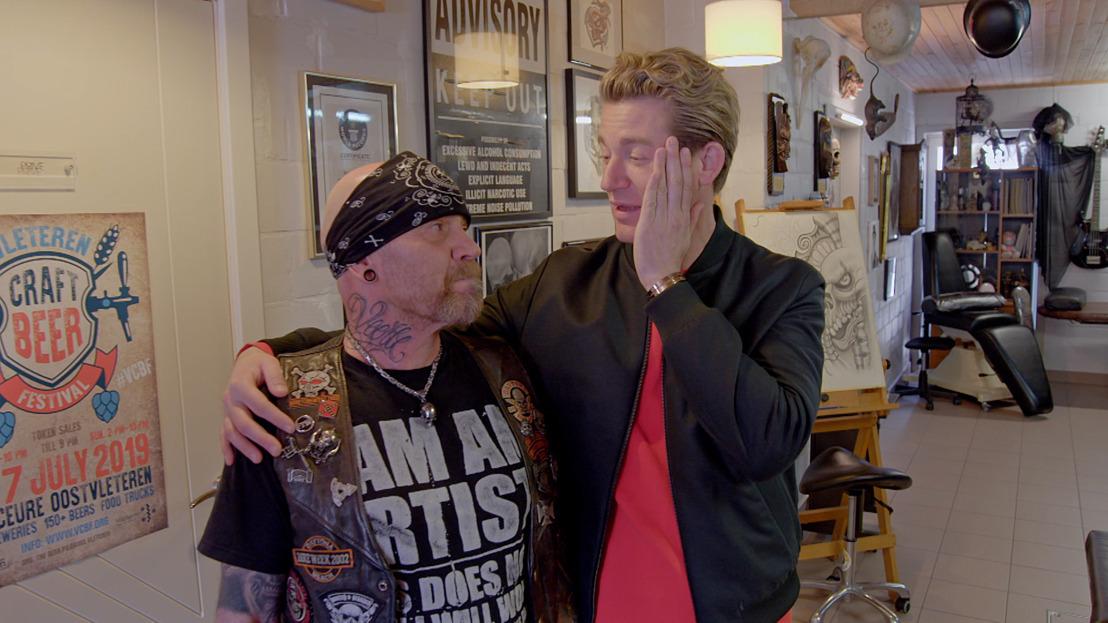 """""""Hij is heavy metal in hart en nieren, dit gaat moeilijk worden!"""""""