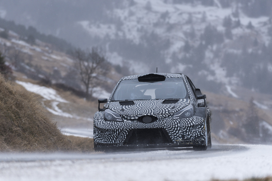 WRC Rally Monte Carlo - TOYOTA GAZOO Racing set for Monte magic. We have lift-off!
