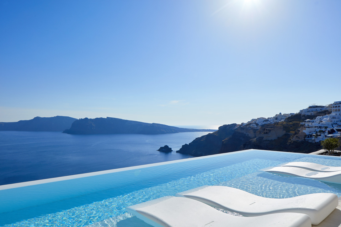 Get Ready to Experience Santorini's Number One Hotel this Season