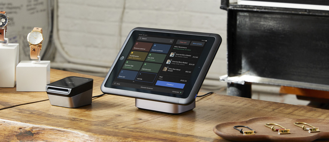 New, contactless payments hardware launched for Canadian retailers using Shopify POS