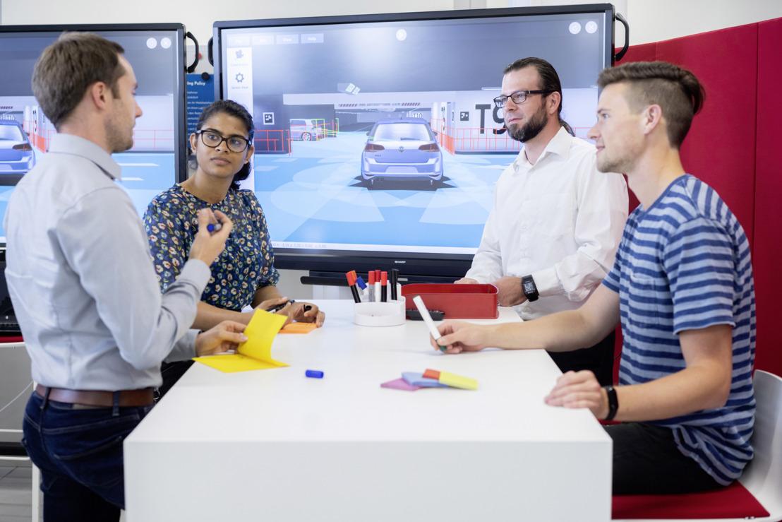 Volkswagen utiliza pruebas de manejo virtuales para lograr que los nuevos sistemas de asistencia se encuentren listos para la producción
