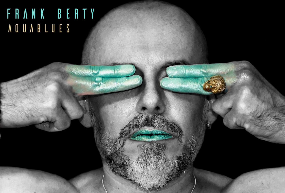 "FRANK BERTY : Réédition de son album ""Aquablues"""
