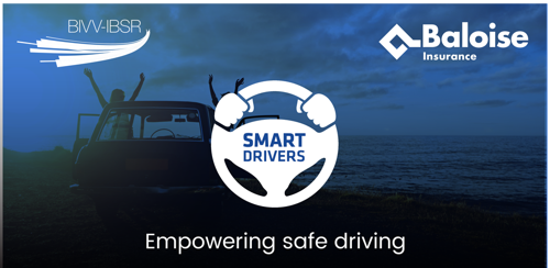 VivaDrive partners with Belgian Road Safety Institute to deliver 'Smart Drivers' app