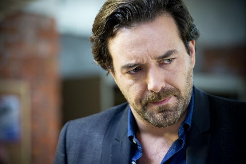 Joris Van den Brande als Pieter-Jan Aelbrecht<br/>De Ridder (c) VRT / Lies Willaert