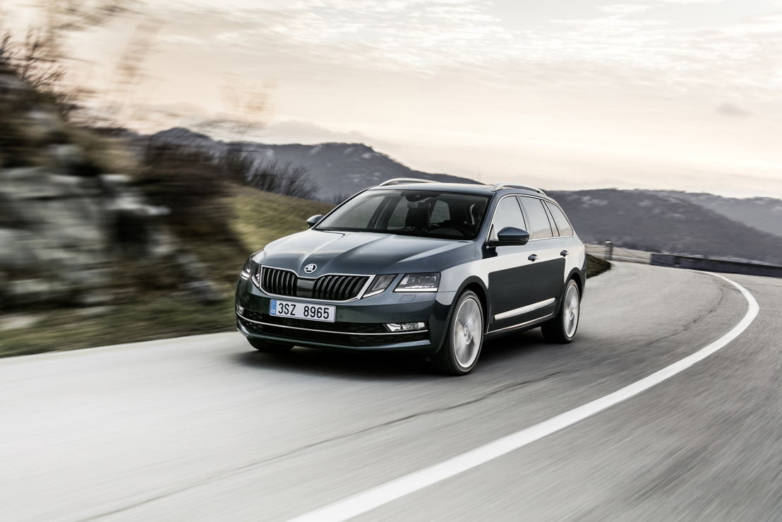 The ŠKODA OCTAVIA is once again the No. 1 amongst the import vehicles in the compact car segment. This is the verdict given by the readers of the specialist magazine 'auto, motor und sport' in the 'Best Cars' vote.