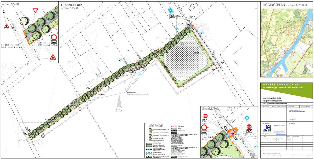 Uitvoeringsplan Varenbergstraat
