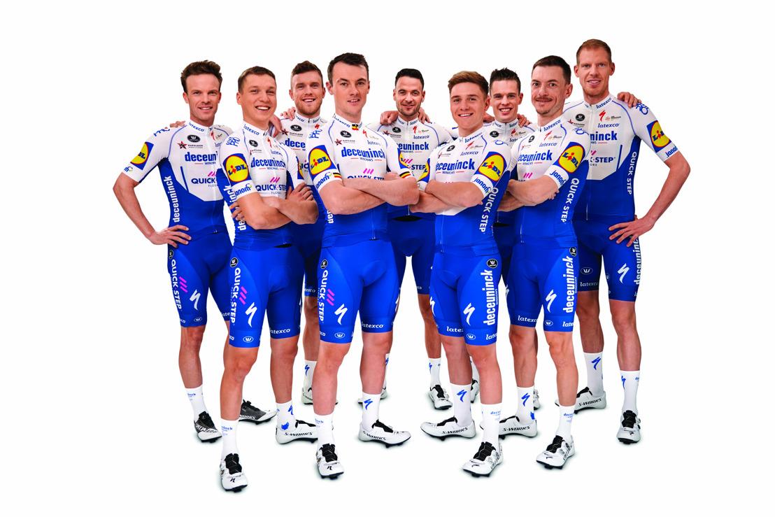 Lidl étend sa collaboration avec Pro Cycling Team Deceunick - Quick Step de deux ans